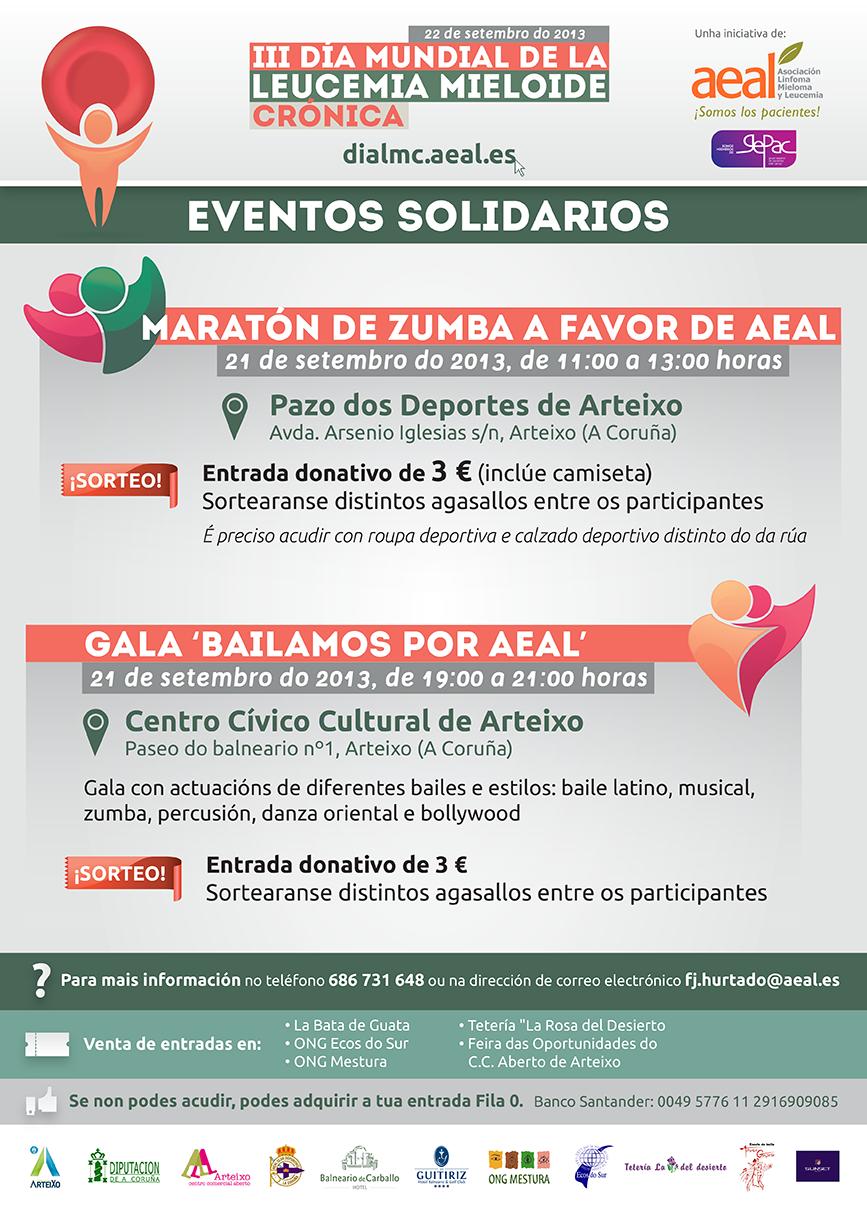 Cabecera Festival Solidario de Danza